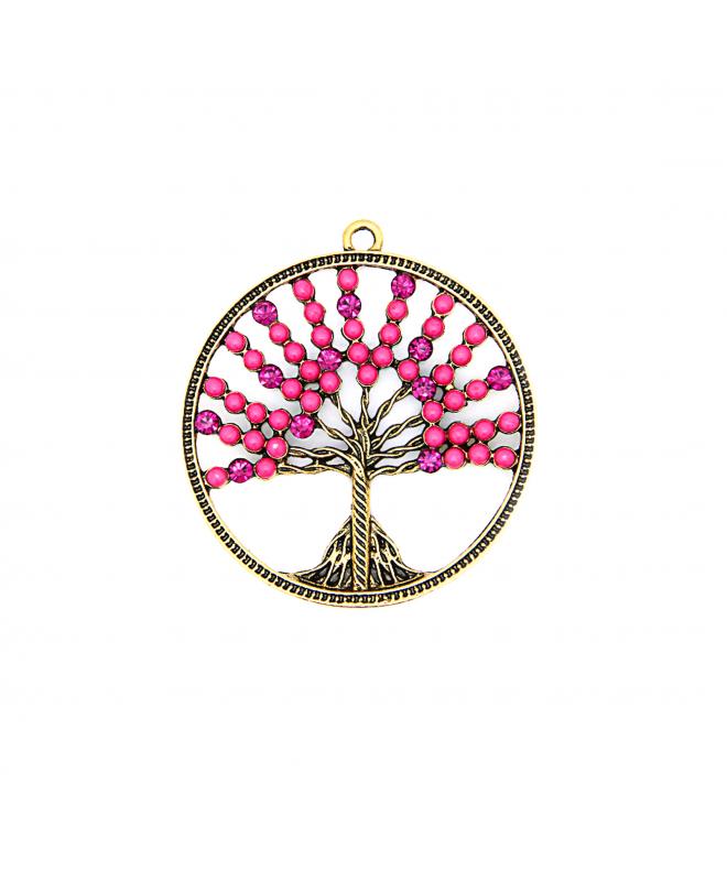 Colgante étnico árbol de la Vida