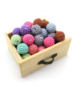 Bolas Crochet Ø 14mm.