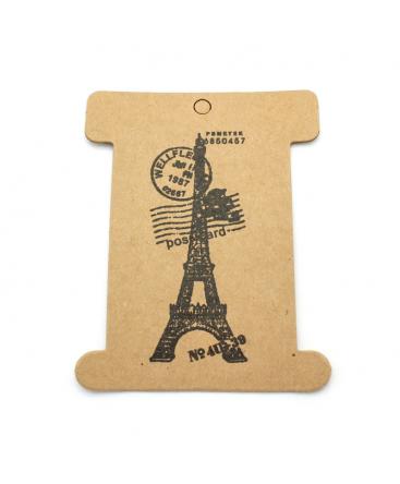 Etiqueta Torre Eiffel