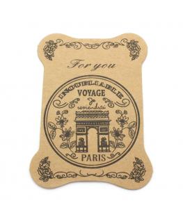 Etiqueta Paris