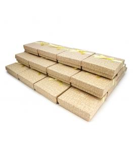 24 Cajas Cuadrado 9cm x 9cm