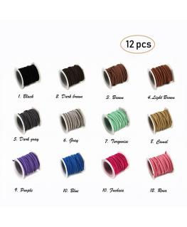 12 Color de Antelina