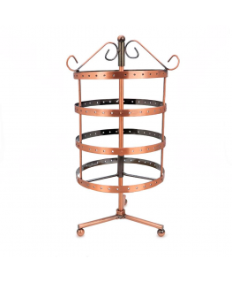 Rotating Earring Display Rack