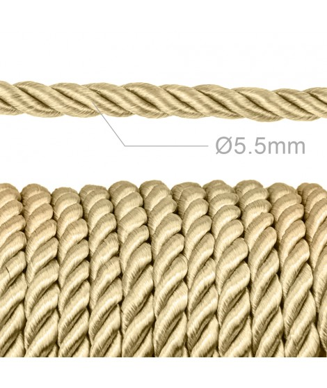 Braided Rayon Cord 10 Meters