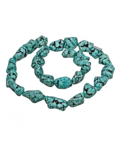 Irregular Turquoise Stone