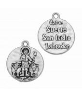 Dije Colgante San Isidro Labrador