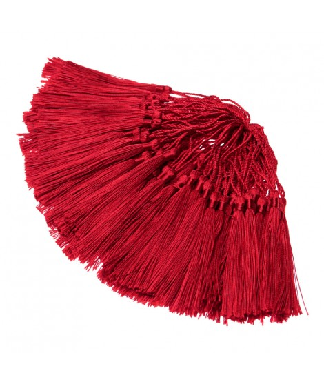 100 Plain Thread Tassel