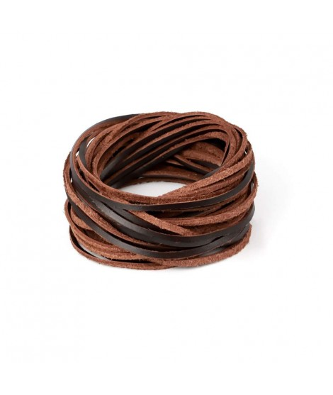 Natural Leather Rope