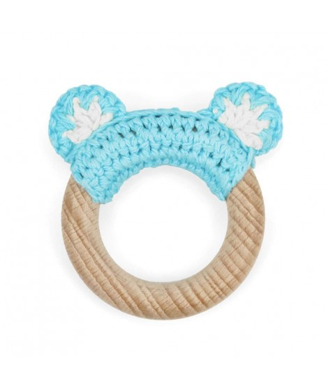 Crochet Bear Ring