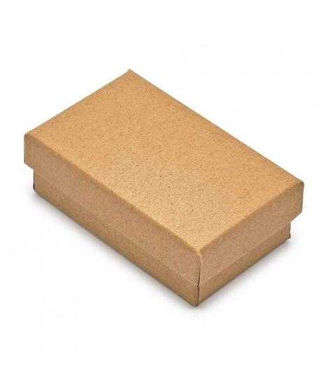 24 Plain Kraft Boxes