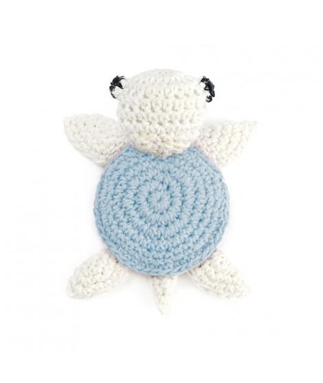 Tortuga Bebe de Crochet