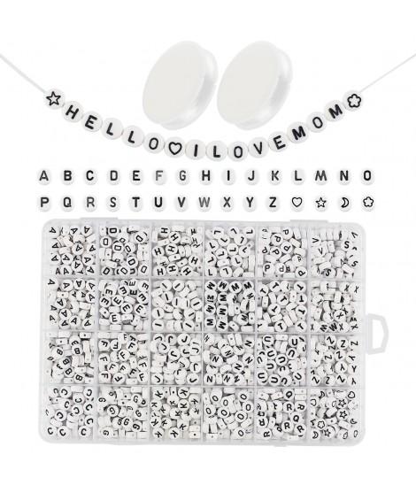 Acrylic Letter Beads Kit
