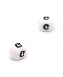 Cubo Letras Silicona
