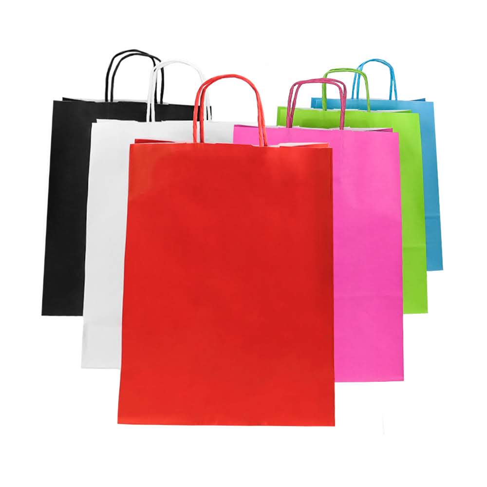 Gift Bags Paper with Handles